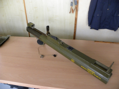 An image of a LAW 66mm A3 LAUNCHER