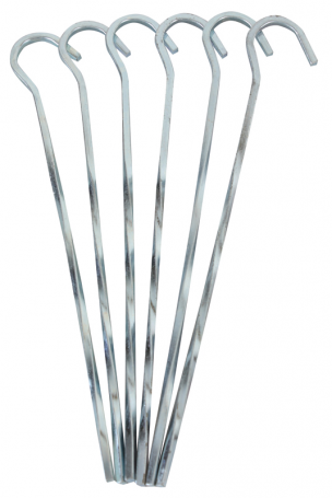 An image of a Tent Pegs (pack of 10)