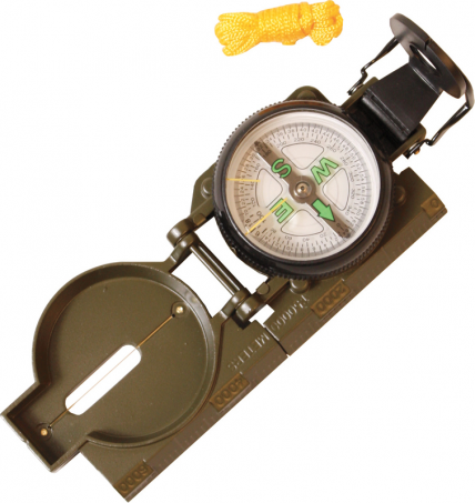 An image of a Lensmatic Compass